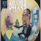 Brother Man Dictator Of Discipline #7 (1992) near mint condition comic Big City Comics Brotherman
