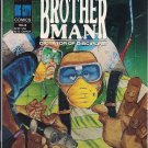 Brother Man Dictator Of Discipline #8 (1993) near mint condition Big City Comics Brotherman