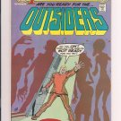1st Issue Special #10 (1976) The Outsiders very fine / near mint condition sh2
