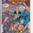 Satans's Six #3 (1994) near mint condition (still bagged with cards intact) sh4