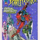 Spectacular Scarlet Spider #1 (1995) near mint condition comic sh1