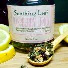 Raspberry Lemonade - Organic Herbal Tea 2 oz. Loose Leaf, Handmade in Brooklyn!