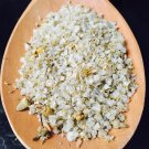 Grey Chamomile Bath Salts, Herbal Bath Salt, 7 oz. Floral Bath Mix, Spa Gift