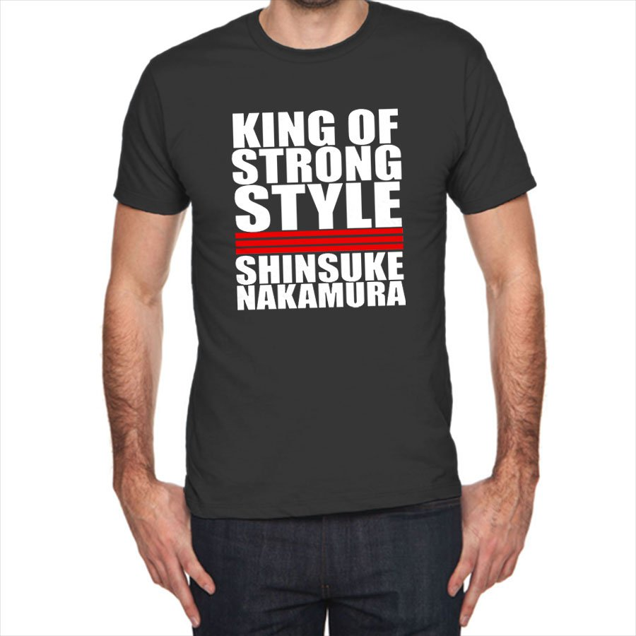 Shinsuke Nakamura King of Strong Style Japan Pro Wrestling