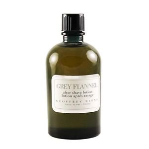GREY FLANNEL AFTER SHAVE LOTION 4 OZ Geoffrey Beene Cologne Perfume MEN NEW