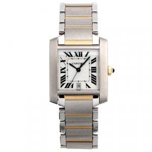Cartier Francaise Automatic Mens Watch W51005Q4