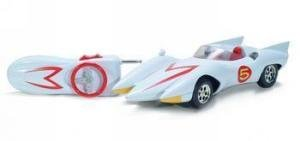 1/18 Scale Remote Control Speed Racer Mach V Rc Car