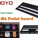 JOYO PEDAL BOARD for  Guitar EFFCETS power supply can be fixed to the bottom