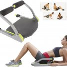 6 In 1 Body Fitness Ab Training Home Gym Machine