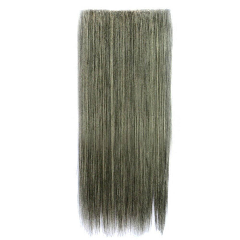 70cm 140g Invisible Hair Extension Fishing line Straight Bundle