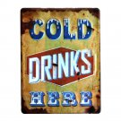 Vintage Style Bar Wall Hanging Decoration   13