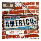 America Vintage Creative Iron Wall Hanging Decoration   9