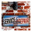America Vintage Creative Iron Wall Hanging Decoration   17