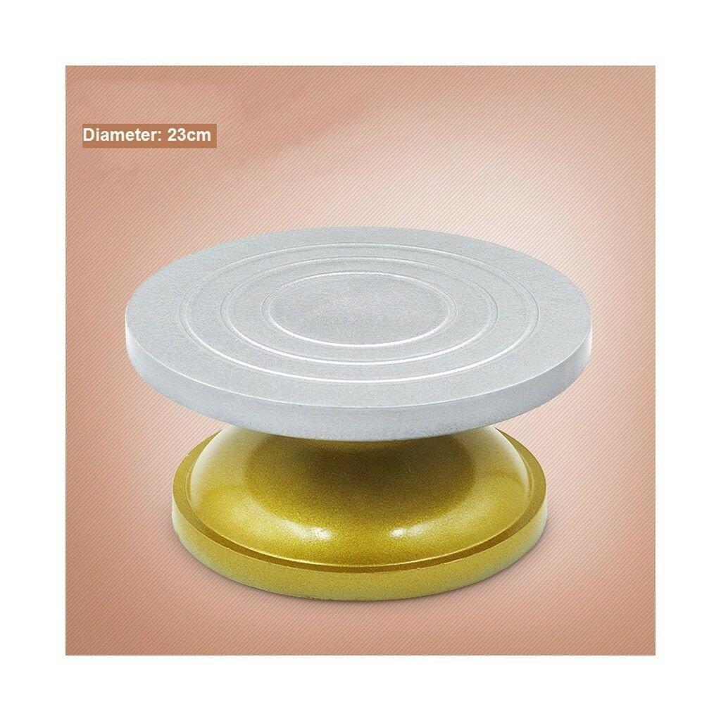 Baking Tools urntable Plastic Cake Decorating Cream Cake stand swivel mount