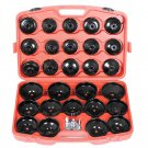 30PCS Oil Filter Cup Type Wrench Tool Set Removal