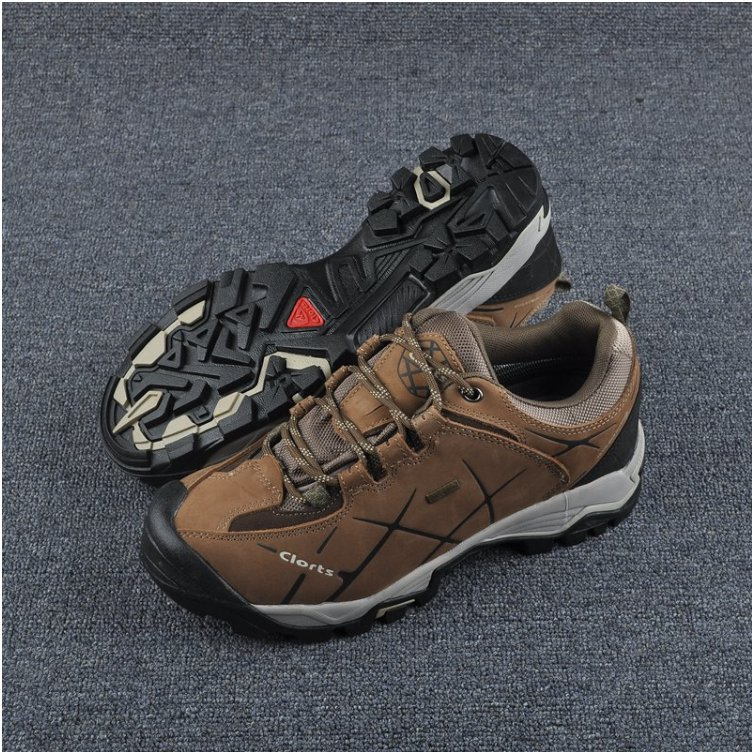New Arrival Waterproof Anti-Slippery Clort Hiking Treking Walking Shoes