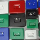 Small Steel Cash Box Safty box With Removable Tray and Key Lock 2 keys