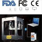 1500mW mini DIY Laser Engraving Machine Wireless Bluetooth Print Engraver DK-BL