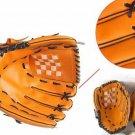 "11.5"" left hand baseball glove PU leather"
