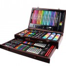 Painting Drawing Pencils Kids Stationery Set Box 123 Pcs
