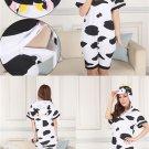 Unisex Adult Pajamas Cosplay Costume Animal one piece sleepwear Suit Summer 10