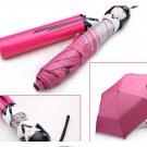 Umbrella Unique  Cute Japanese Kimono Geisha Doll Folding Umbrella Anti UV RAIN