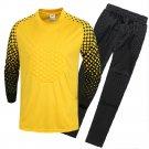 Unisex Adult Child Long Sleeve Goalkeeper Clothes Uniform 4 colors