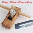 Woodworking Flat Plane Wood Hand Planer Carpenter Woodcraft 180/280/350/400mm