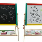 2 In 1 blackboard and whiteboard Children's Paint & Drawing Artist Easel