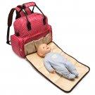 Mummy Outdoor Bag Baby diaper Nappy Multi Function Backpack Bag Mummy  Handbag