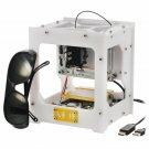 NEJE 300mW USB DIY Laser Engraver Printer Machine White