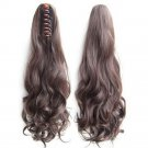 Tiger Claw Clip Horsetail Wig 170g 56cm
