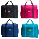 Foldable Travel Luggage Bag Foldable Waterproof 33L Pouch Storage Suitcase