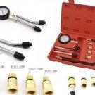 NEW 8Pc Spark Plug Cylinder Compression Tester Test Kit Professional Gas Engine