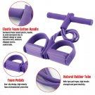 Sit-up Bodybuilding Expander Leg Exerciser Pull Rope Home Gym Equipment