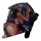 Arc Welding Helmets with Seductive Anime Girl Graphics & Ultra Protection Featur
