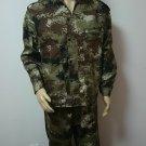 Tactical Combat Shirt Pant Camo Camouflage Uniform Suit Sets Desert Fox XXL
