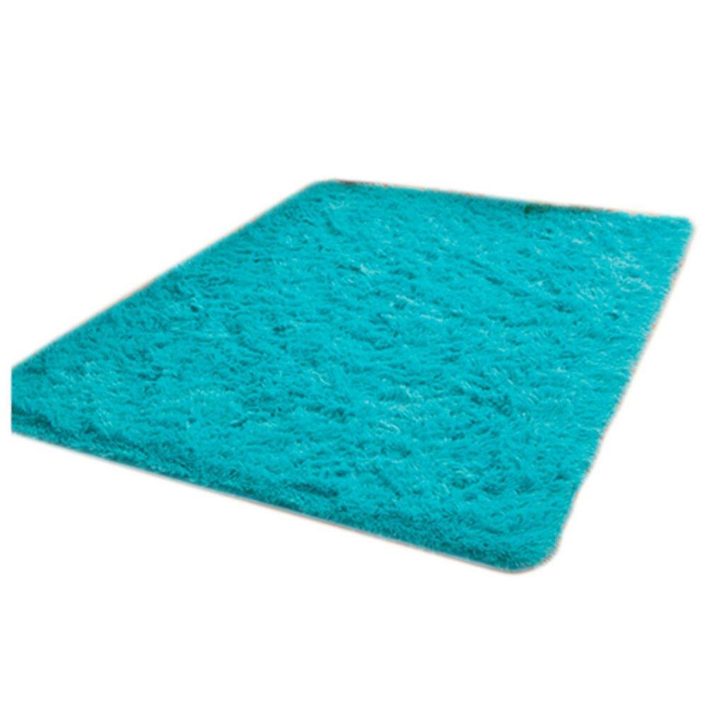 Thick Water Wash Fluff Non-slip Ground Mat Carpet