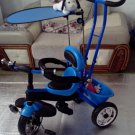 4 in 1 Baby Stroller Tricycle Trolley Carriage Bike Bicycle Wheels Walker Harnes