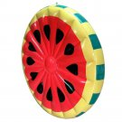 Inflatable PVC Toy Adults Watermelon Floating Mat Row