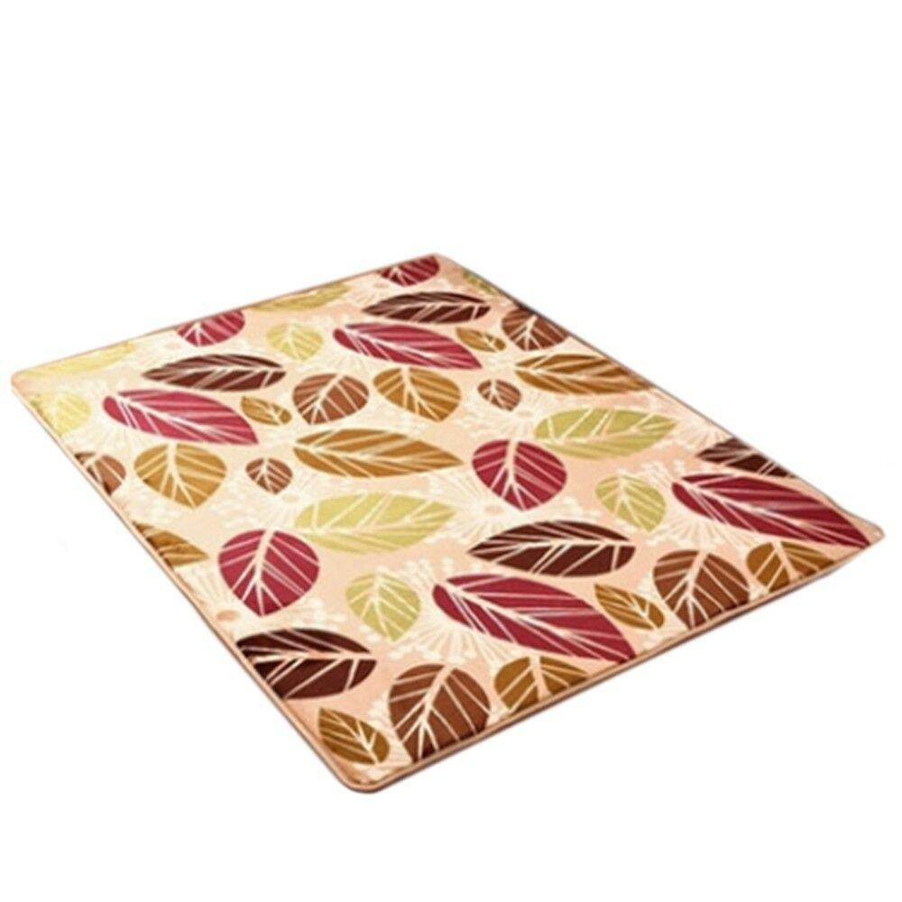 Carpet Coral Fleece Non-slip Door Mat   06  40*60cm