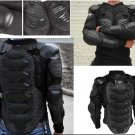 Motorcycle Bike Body Protective Armor Jacket Black or Red