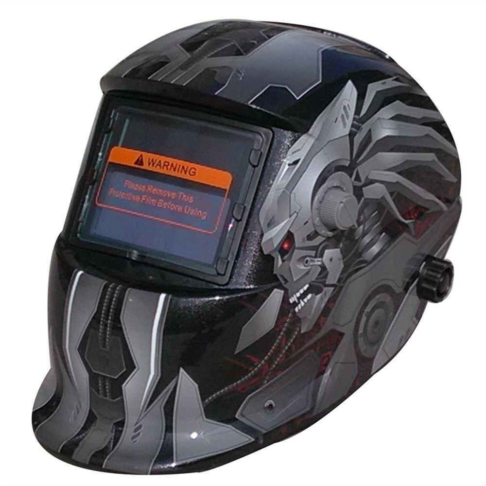 New Auto Darkening Welding Helmet for light & heavy MIG & Plasma Welding