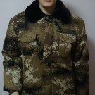 Slim Men Clothing Coat Jacket camouflage outdoor Military uniform