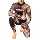 M056 Diving Suit Wetsuit Fishing Surfing   1 M056 3.5mm leather