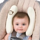 Adjustable Baby Head Protective Pillow Car Safety Neck Headrest Cushion