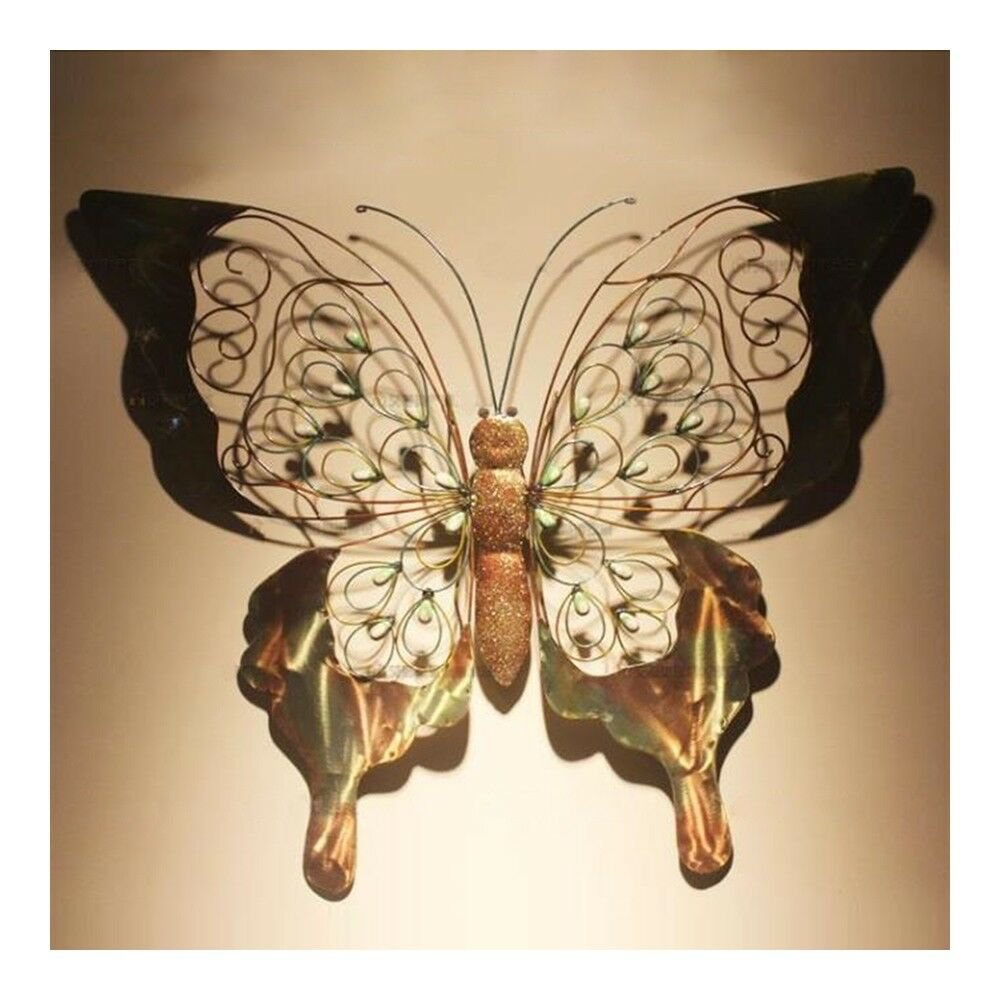 Big Butterfly Wall Hanging Decoration