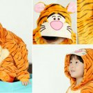 Kids Cute Cartoon Sleepwear Pajamas Cosplay Costume Animal One-piece Fancy 06