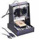 300mW USB DIY Laser Engraver Cutter Engraving Cutting Machine Laser Printer CNC