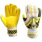 Latex Professional Goalkeeper Gloves Roll Finger